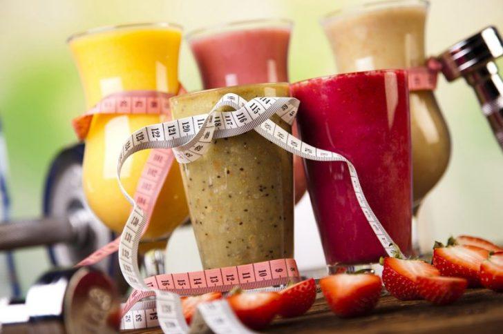 коктейли для похудения в домашних условиях рецепты с фото