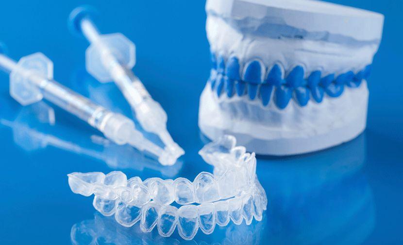 Нужна ли подготовка к применению кап для отбеливания зубов?