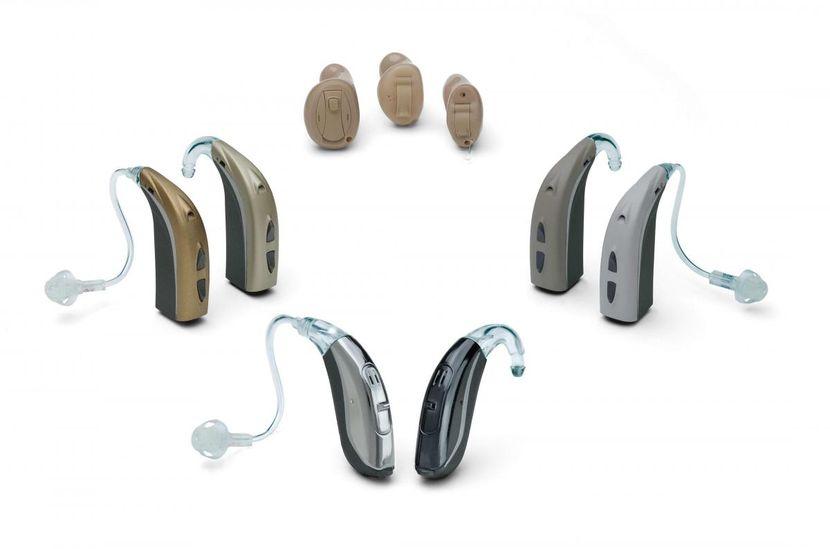 Типы устройств для усиления слуха
