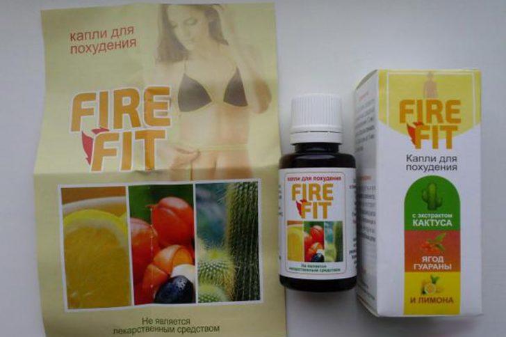 Вся правда о каплях для похудения «Fire Fit»