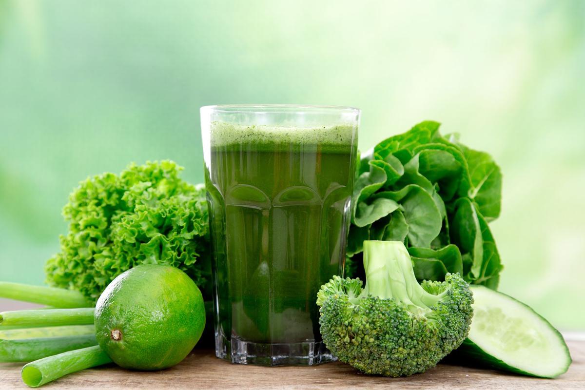 Рецепты приготовления овощных и фруктовых коктейлей для похудения