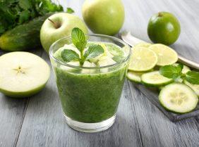 Рецепты зеленого коктейля для похудения: лучший способ избавиться от лишних килограмм!