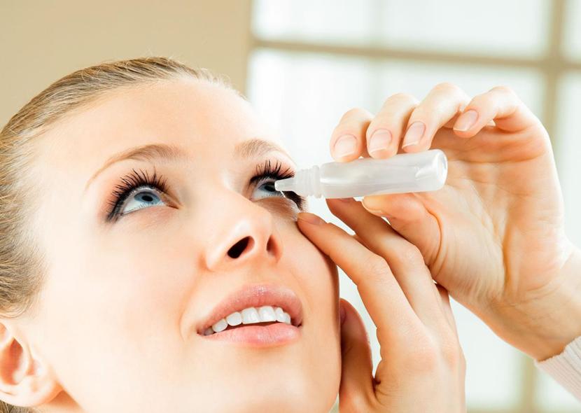 Глазные капли для улучшения зрения, при близорукости, при дальнозоркости