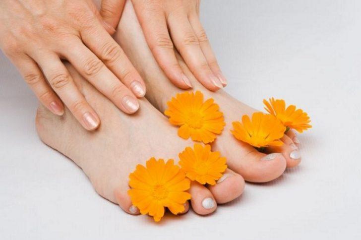 Как быстро избавиться от грибка на ногах?