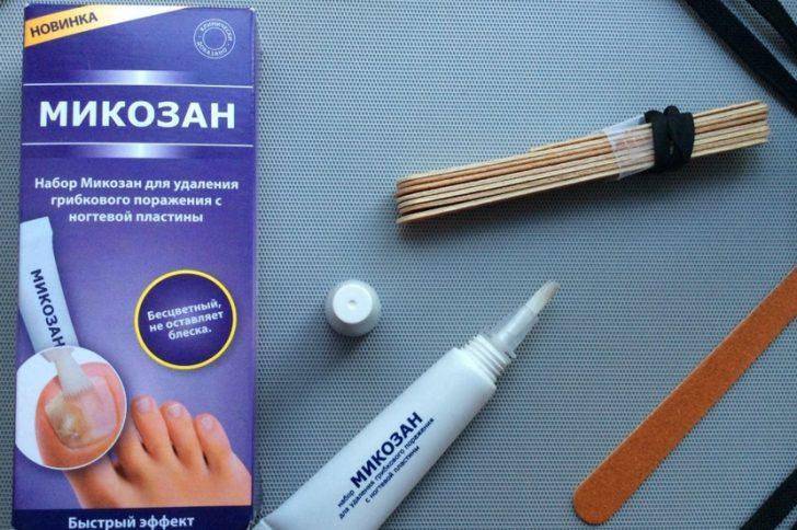 Самые эффективные лекарства от грибка ногтей на ногах