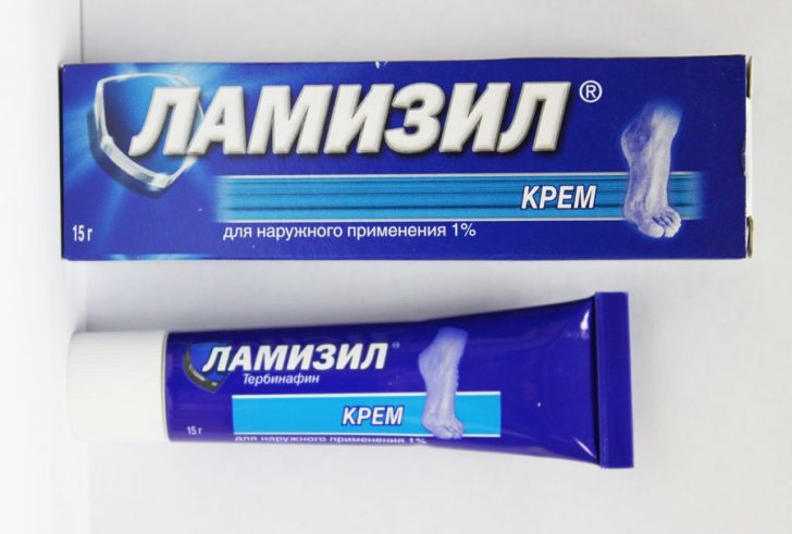 Фунгицидные крема противогрибкового действия