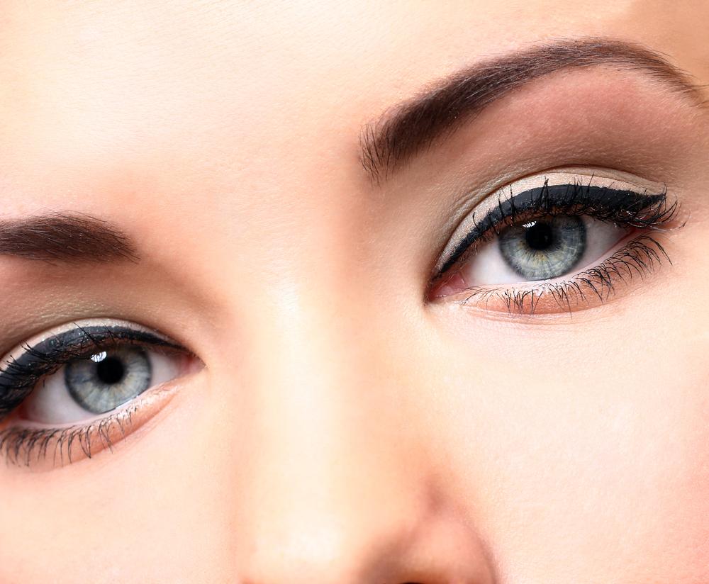 Как правильно подобрать брови по форме лица. Треугольное лицо