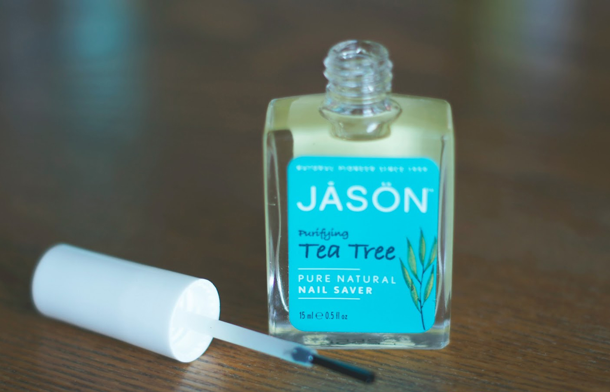 Лечение маслом чайного дерева от грибка ногтей
