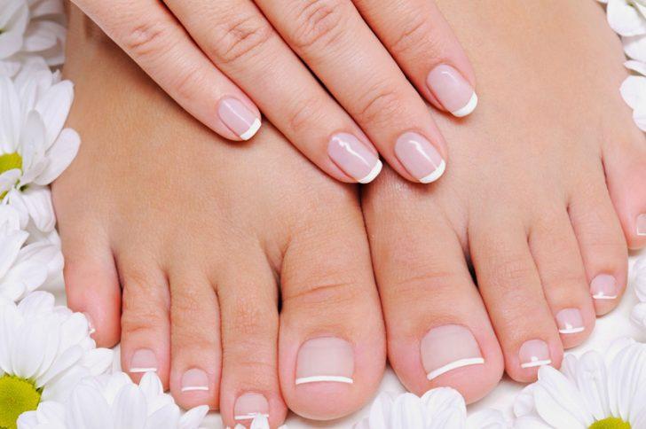 грибок ногтей на ногах фото виды