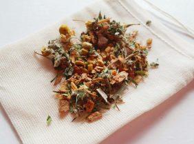 Чай от гипертонии: состав трав