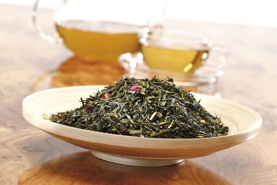 Польза зеленого чая при давлении