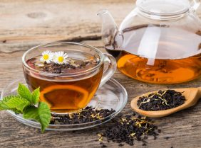 Как черный чай влияет на давление?