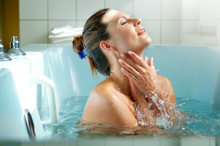 Можно ли принимать ванны при повышенном давлении