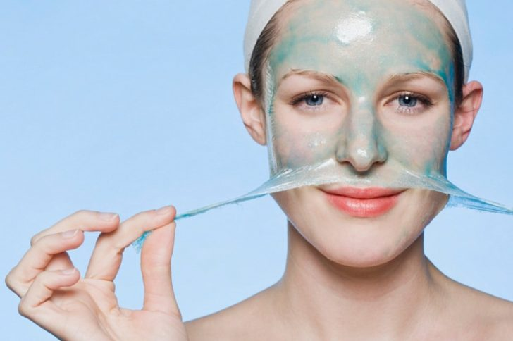 Маска с желатином для лица — рецепт избавления от морщин