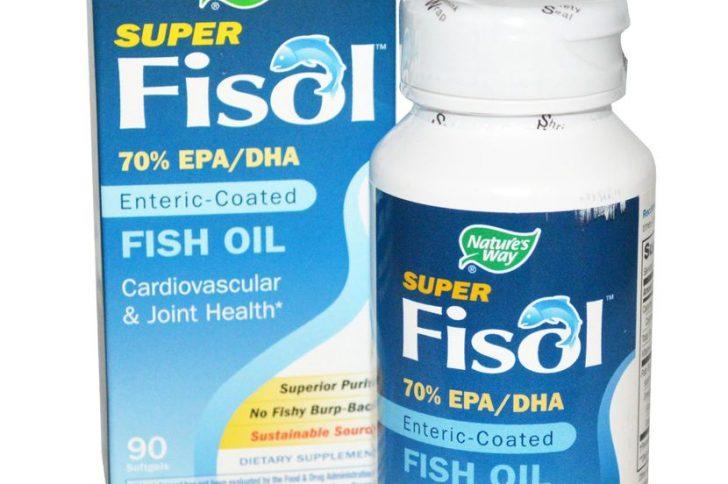 Чем полезен рыбий жир Омега-3