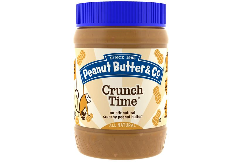 Peanut Butter & Co., Crunch Time, Хрустящее арахисовое масло, 16 oz (454 г)