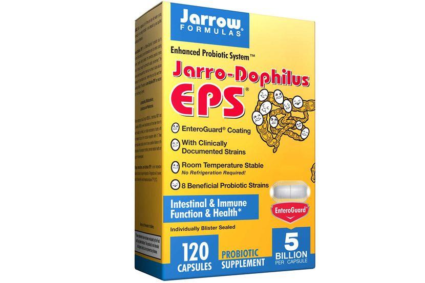 Jarrow Formulas, Jarro-Dophilus EPS, 120 Овощных капсул