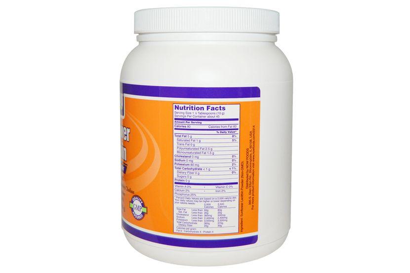 Лецитин из подсолнечника: польза и вред