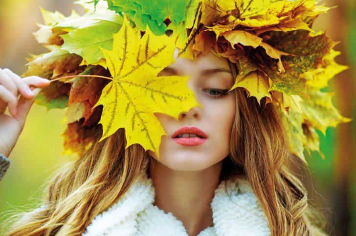 Как ухаживать за кожей лица осенью?
