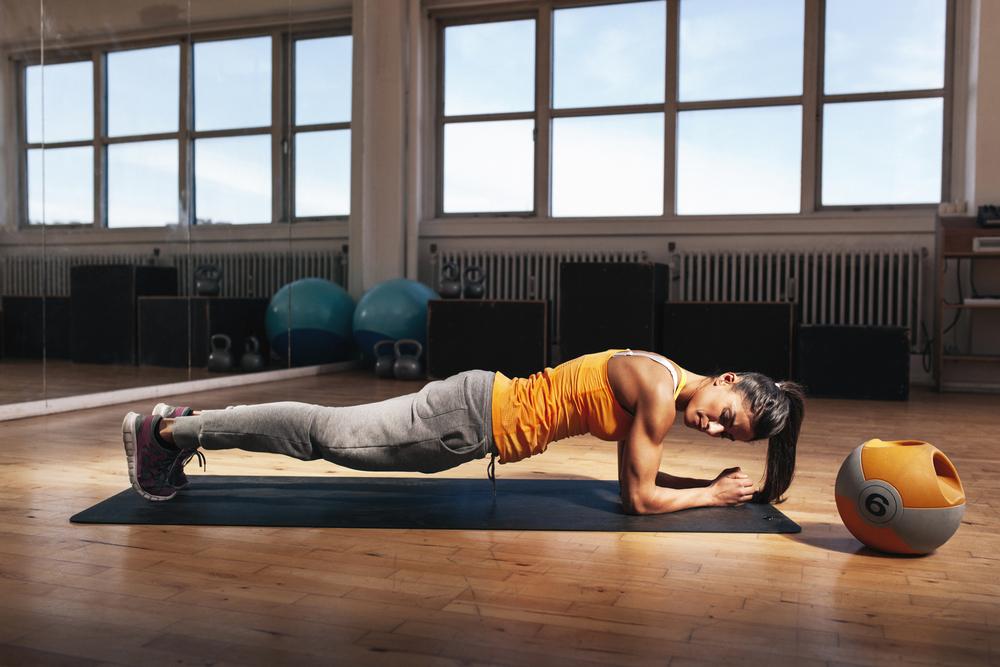 Эффективные упражнения для увеличения попы