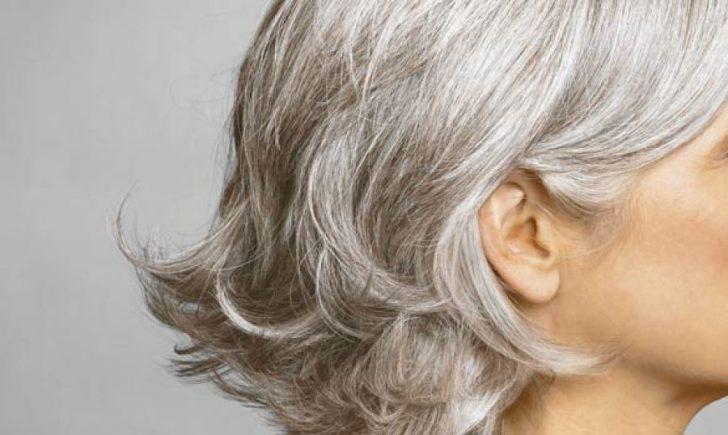 Краска для седых волос: какая она?