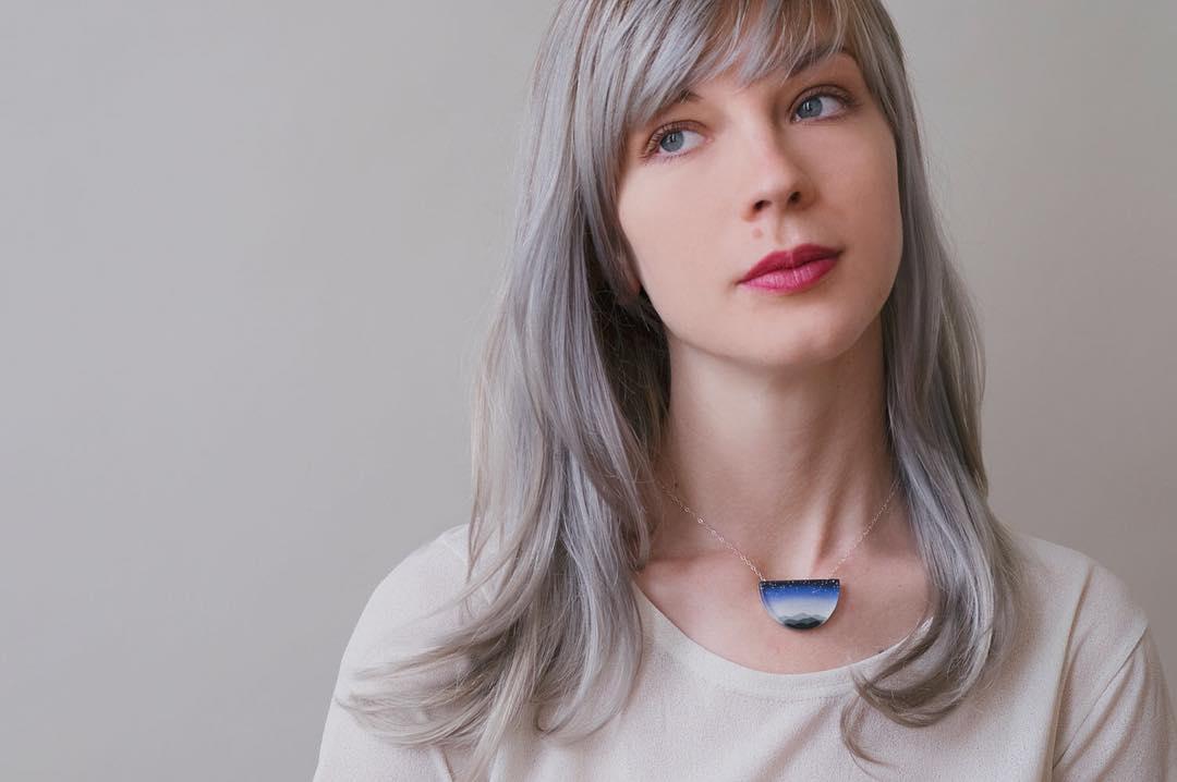 Лореаль стойкая краска для седых волос