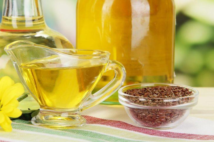 Льняное масло при язве желудка и двенадцатиперстной кишки