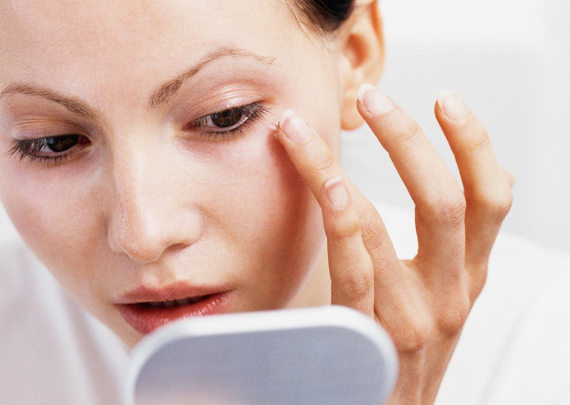 Бородавка на глазу: причины, лечение, как убрать