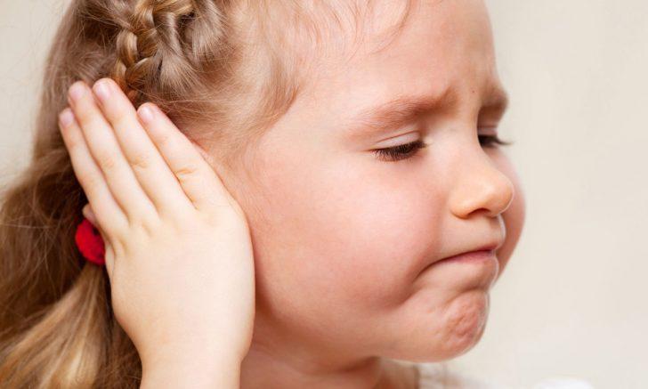 Лечение ушной боли у детей