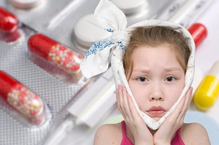 Компресс на ухо ребенку с камфорным маслом