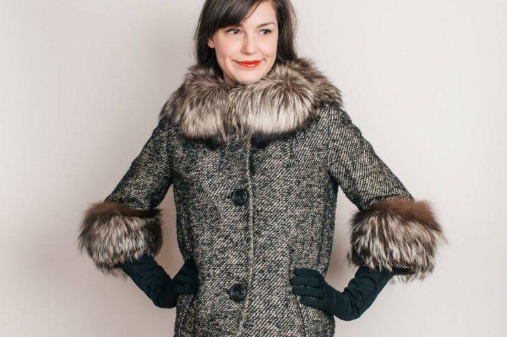 Ключевые модные тенденции  зимних пальто зима 2017