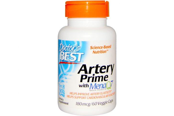 Doctor's Best, Витамин С (Best Vitamin C), 1000 мг, 120 растительных капсул