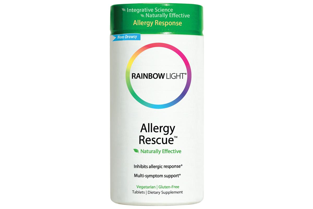 ainbow Light, Allergy Rescue (помощь при аллергии), 60 таблеток