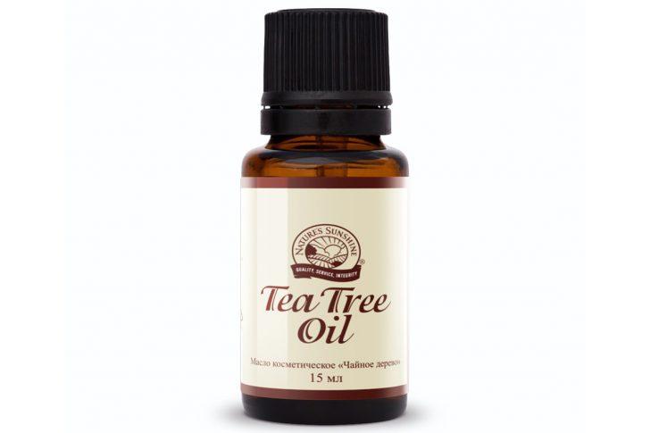 Как применять масло чайного дерева?