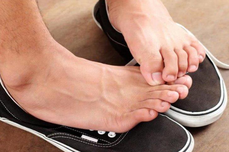 Запах ног у мужчин как избавиться в домашних условиях 83