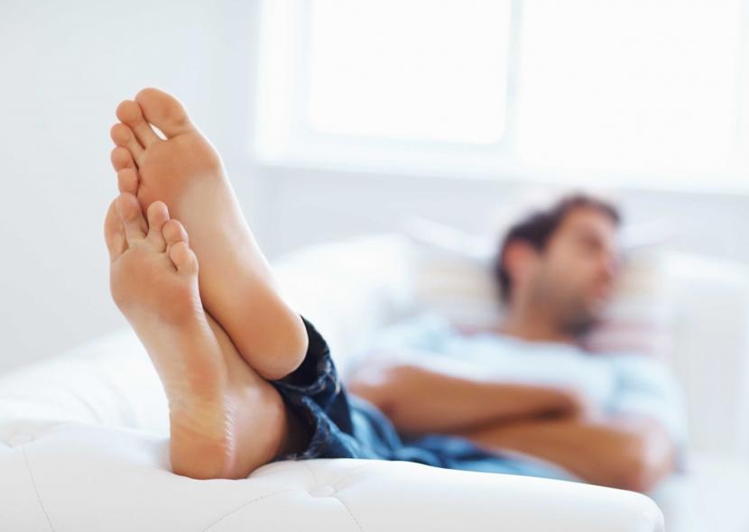 Народные средства для ног от пота и запаха