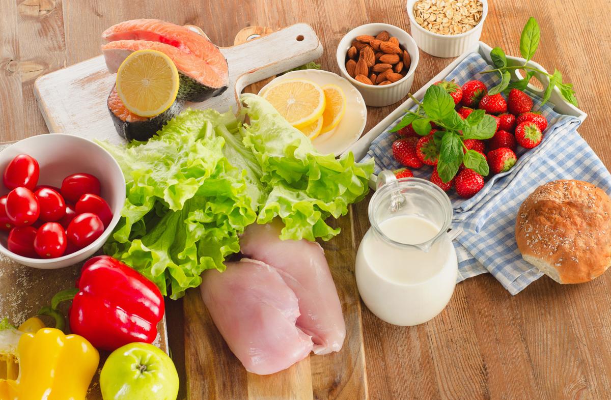 Диета чередование белковых и углеводных дней меню