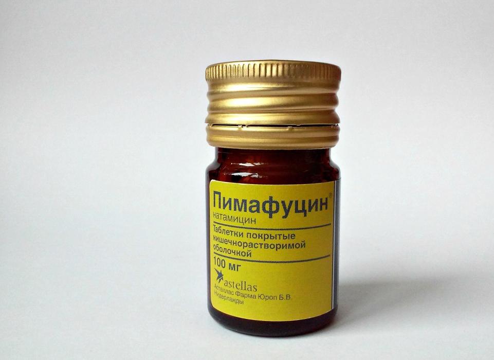 Эффективные противогрибковые таблетки