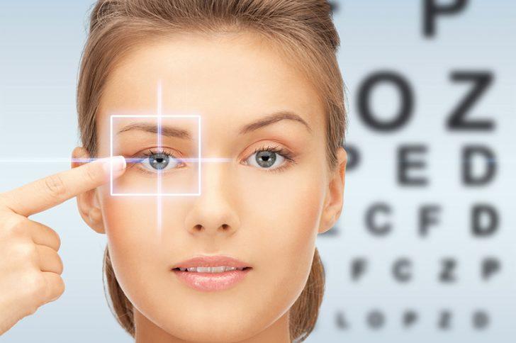 Зарядка для восстановления и улучшения зрения