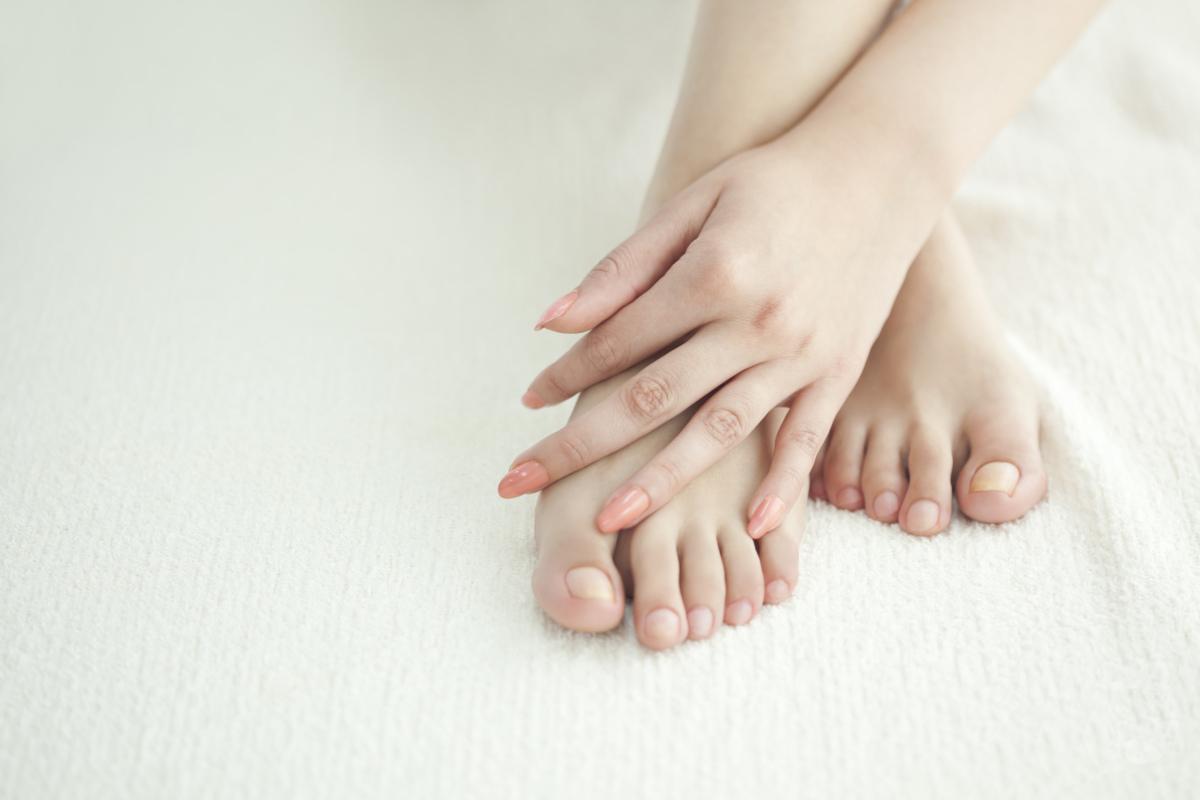 Причины повышенной потливости ног и неприятного запаха