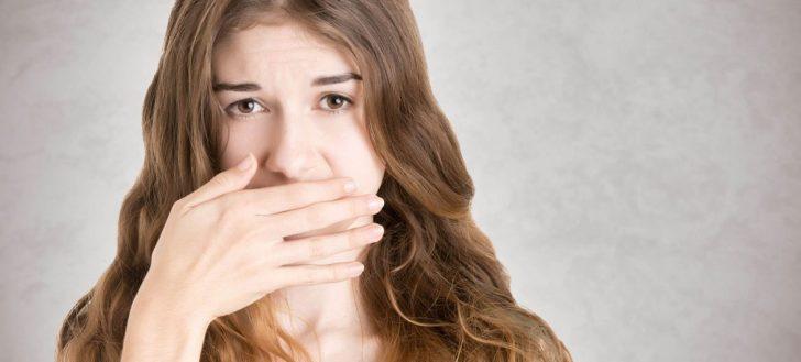 Этиология неприятных запахов, исходящих из ротовой полости