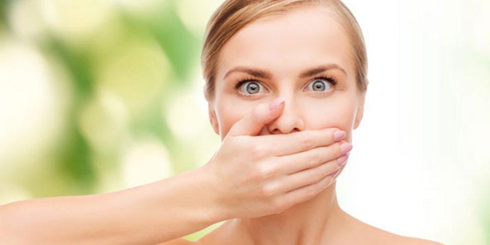 Голодание и запах ацетона изо рта