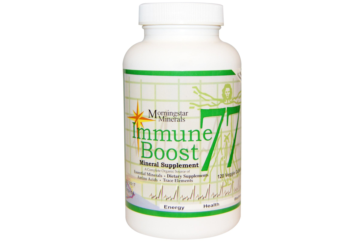 Минеральная добавка Immune Boost 77 от Morningstar Minerals