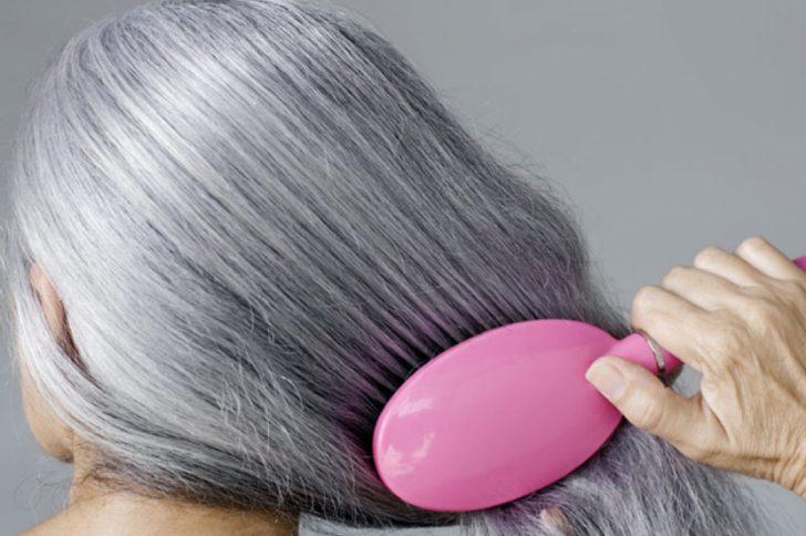 Маски для седых волос в домашних условиях