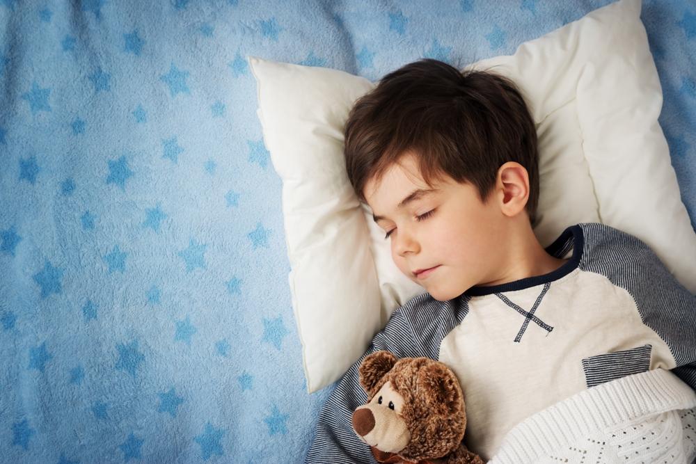Храп у ребенка во сне: причины