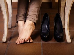 Мази для ног от неприятного запаха пота