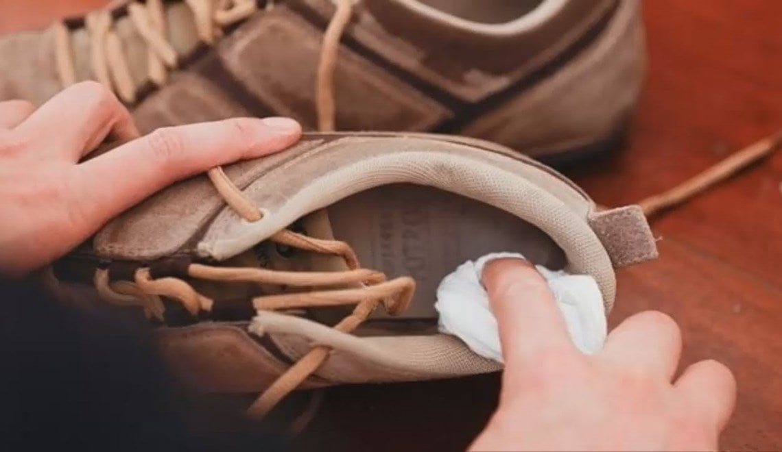Устранение неприятного запаха ног в домашних условиях