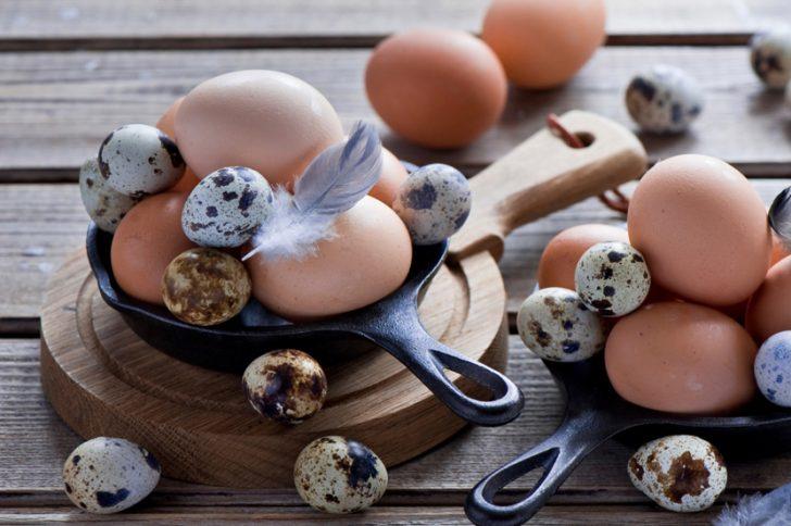 Холестерин в яйцах: миф или реальность? Куриные или перепелиные?
