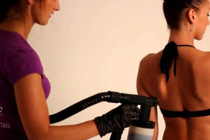 Моментальный загар или Sunless Tanning – инновационный метод получения загара без ультрафиолета!