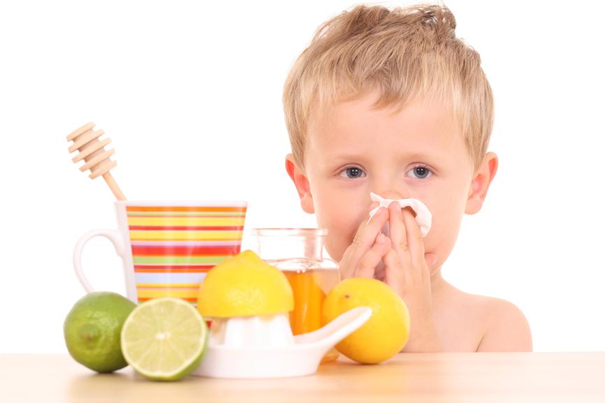Иммунитет у ребенка: особенности
